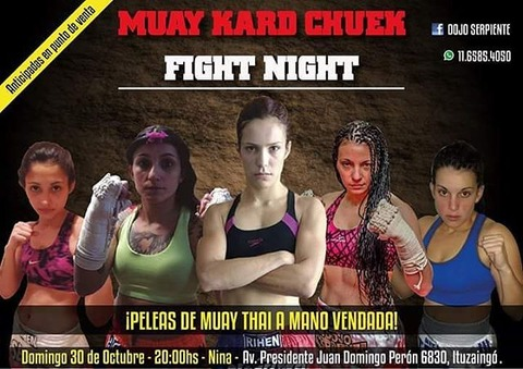 Muay Kard Chuek Fight Night
