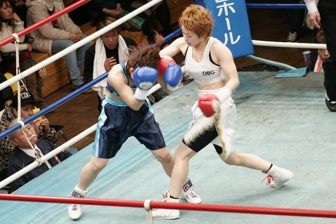 宮尾綾香vs小林悠梨