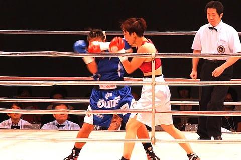 小澤瑶生 vs マイムアン5-3