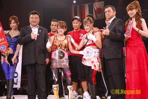 真夏の祭典 Girls S-cup 2012