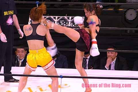 神村エリカ vs ハム・ソヒ II