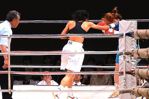 森貴世佳 vs 山本和香奈6