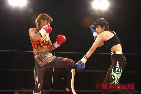 MIO vs 城侑沙