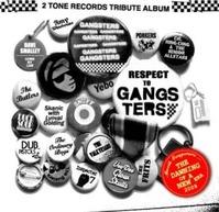 2TONE RECORDS TRIBUTE ALBUM WHITE ~RESPECT TO GANGSTERS~