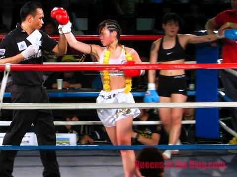 Saya Ito VS Hye-Young Park