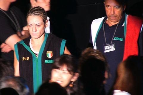シルビア・ラノッテ選手