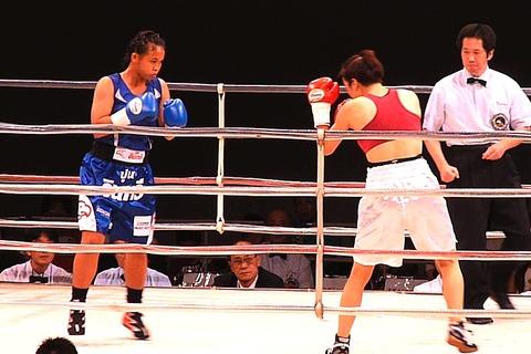 小澤瑶生 vs マイムアン5