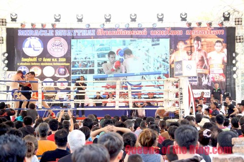 Miracle Muay Thai 2016