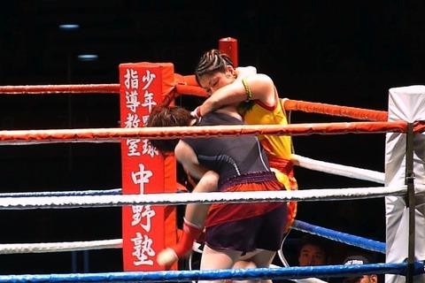 トモコSP vs 白石瑠里283-1