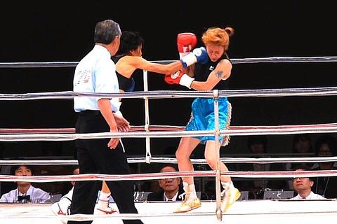 森貴世佳 vs 山本和香奈5-2