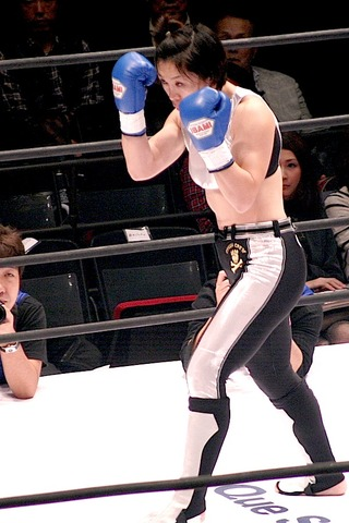 藤野恵美選手