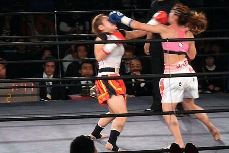 山田純琴 vs Mai-4