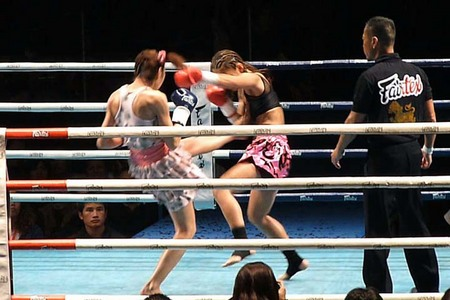 美保 vs 岡田敦子