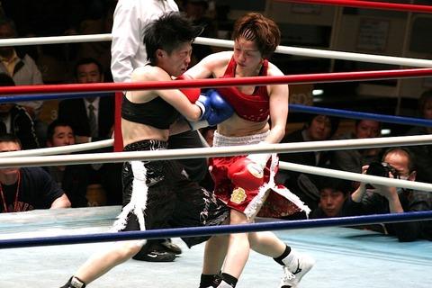 宮尾綾香vs伊藤まみ