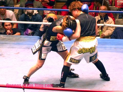 吉田実代vs小関有希-9