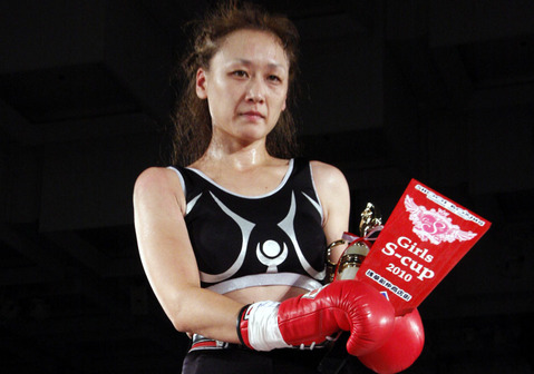岡加奈子選手