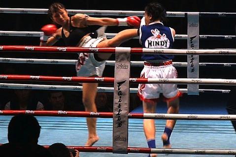 神村エリカ VS ナムワン