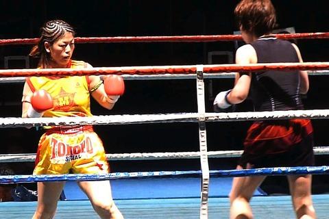 トモコSP vs 白石瑠里281-3