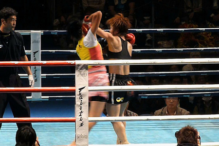 サーサー・ソーアリー vs グレイシャア R05-3