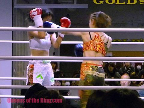 Reina Sato vs Tomomi Soda