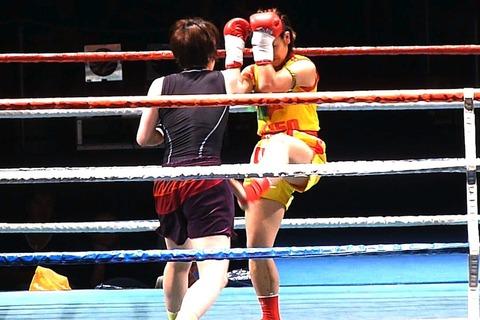 トモコSP vs 白石瑠里281-2
