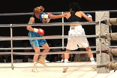 森貴世佳 vs 山本和香奈5-1