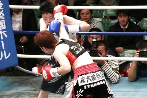 柴田直子 vs 小田美佳 II