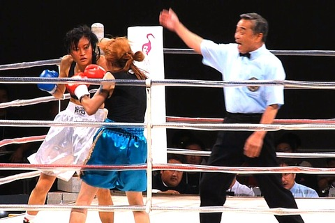 森貴世佳 vs 山本和香奈6-1