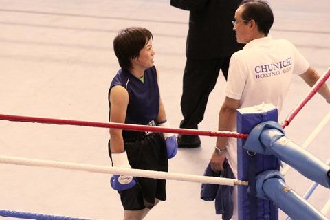 川口美里選手