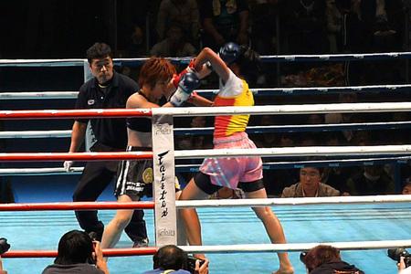 サーサー・ソーアリー vs グレイシャア亜紀R03-2