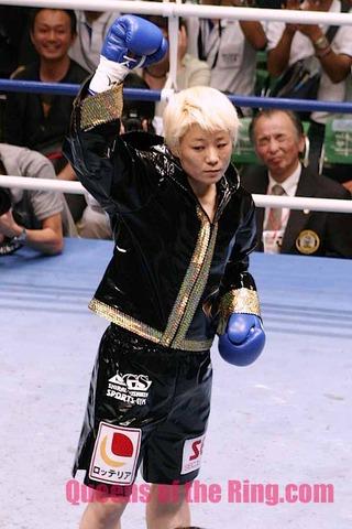 山口直子選手