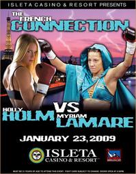 Lamare vs Holm