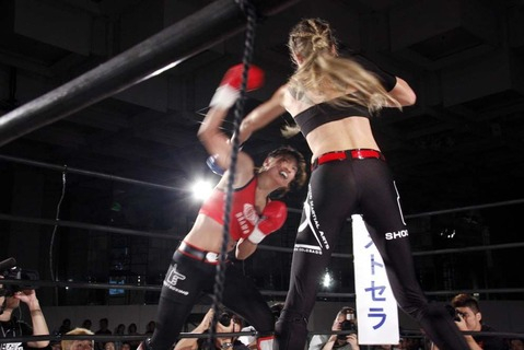 RENA vs ケイト・マルティネス