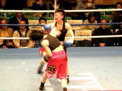 西田久美子vs越石優