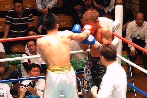 塩谷智行 vs 沼田康司