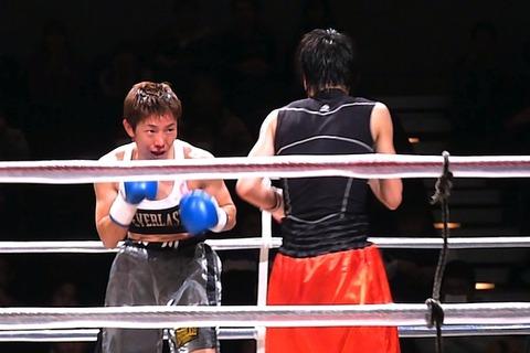 川西友子 vs 菊川未紀