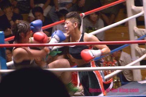 トモコSP vs サンチェス弥生
