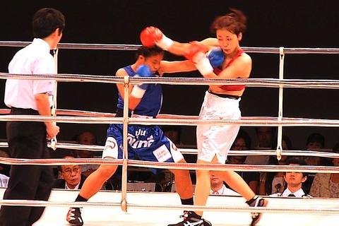 小澤瑶生 vs マイムアン5-1