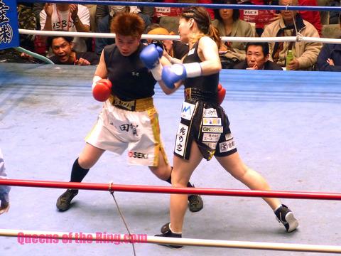 吉田実代vs小関有希-1