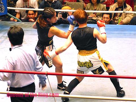 吉田実代vs小関有希-21