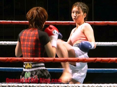 松田玲奈 VS チョン・スルギ