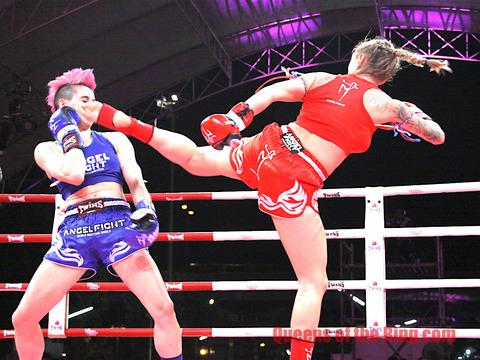 Atenea Flores vs Maria Lobo8