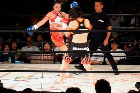 佐々木仁子 vs イム・スジョン