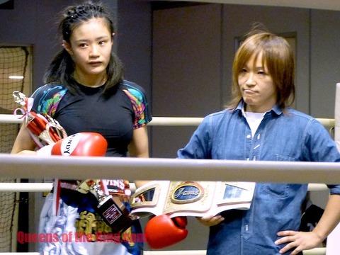 Momi vs. Yukari Yamaguchi