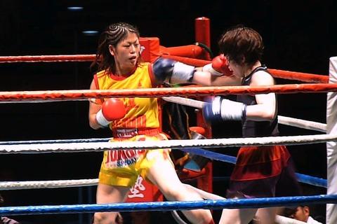 トモコSP vs 白石瑠里283-5