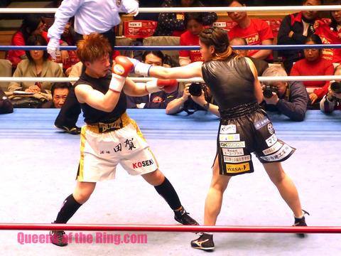 吉田実代vs小関有希-25