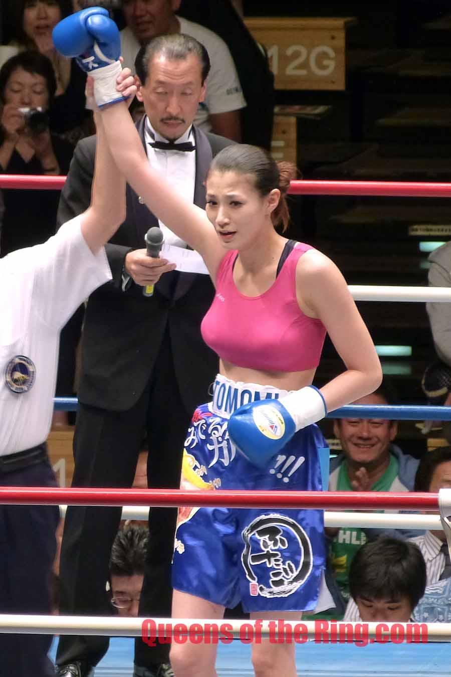 高野人母美の行方に注目 引退試合やらないの 美人モデルボクサー高野