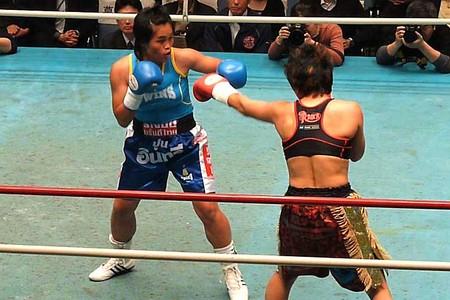風神ライカ vs ラムドゥアン・サイカム