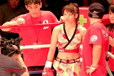 シュートボクシング RENA選手