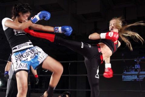 ケイト・マルティネス vs サーサー・ソーアリー